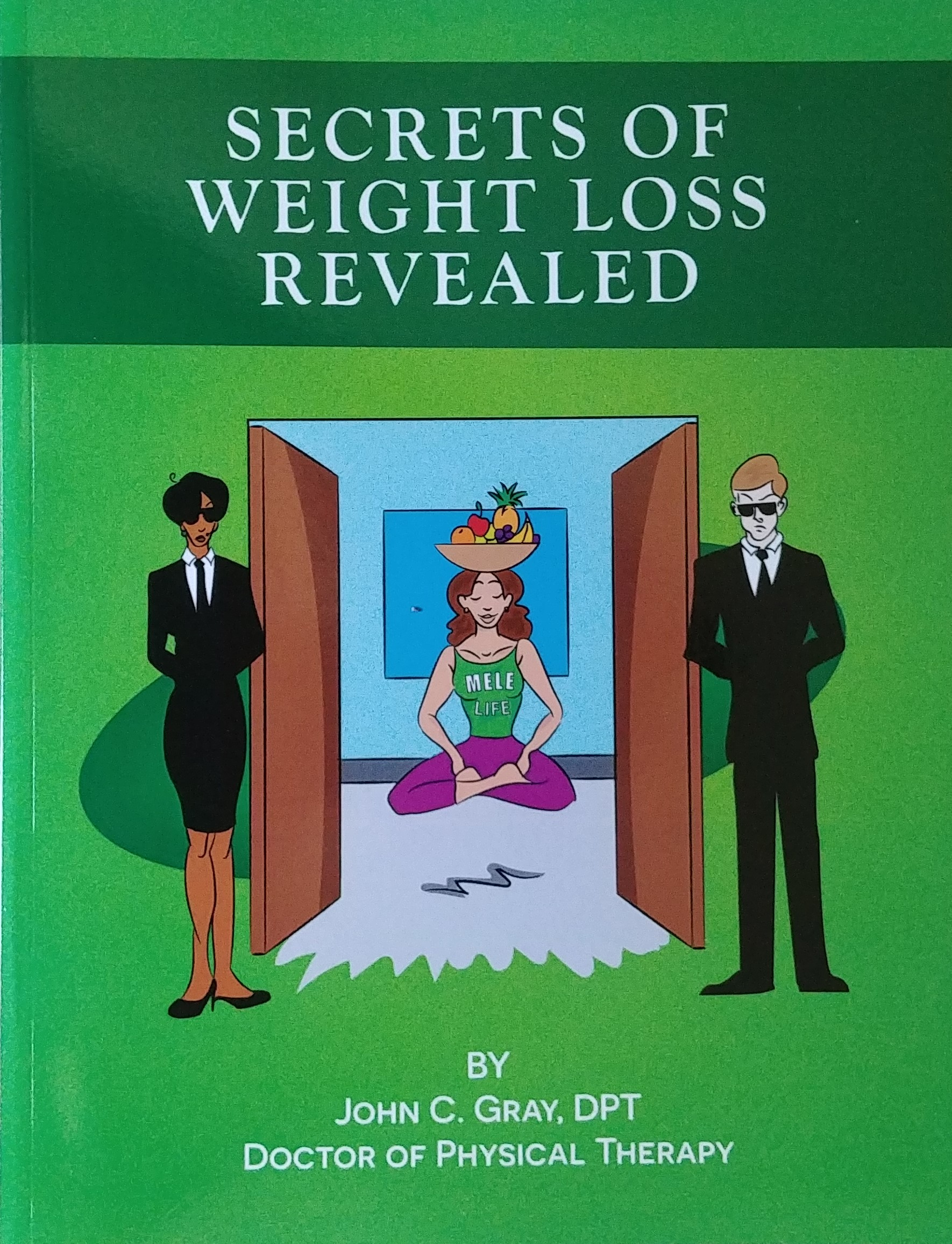 MELE Life book cover Wt Loss